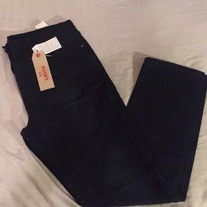 522 slim tapered Levi jeans